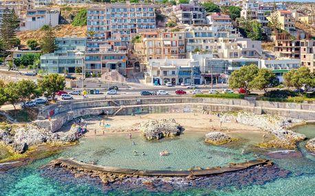 Řecko - Kréta letecky na 8-9 dnů, snídaně v ceně