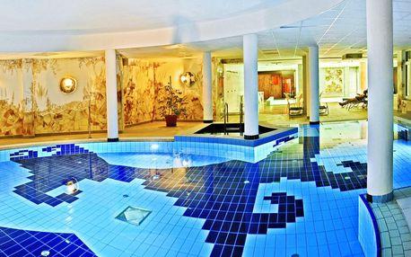 4* Aphrodite Hotel v Zalakarosi: wellness a polopenze