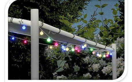 Venkovní světelný řetěz, 80 LED