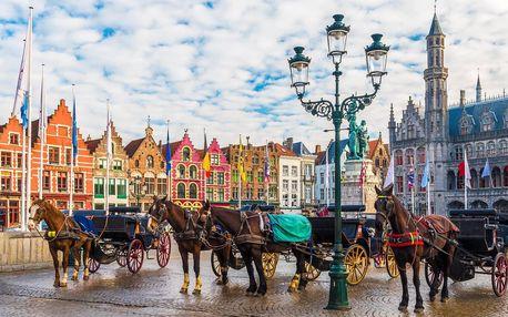 Sobota v Bruggách: program s průvodcem i volno