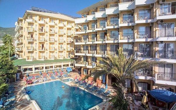 Riviera Hotel Spa, Alanya, Turecko, Alanya, letecky, polopenze2