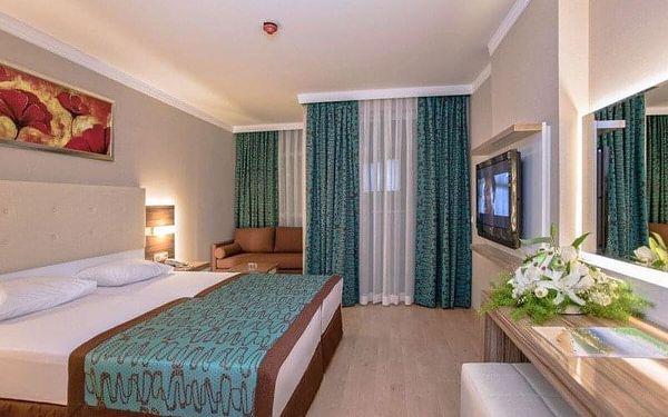Riviera Hotel Spa, Alanya, Turecko, Alanya, letecky, polopenze3
