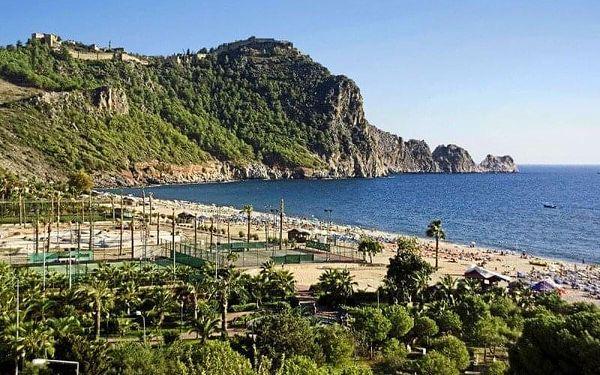 Riviera Hotel Spa, Alanya, Turecko, Alanya, letecky, polopenze4