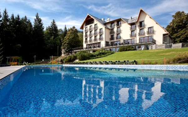 Valašsko: Beltine Forest Hotel