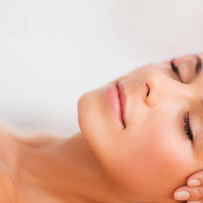 Hydratační a liftingové kosmetické ošetření pleti
