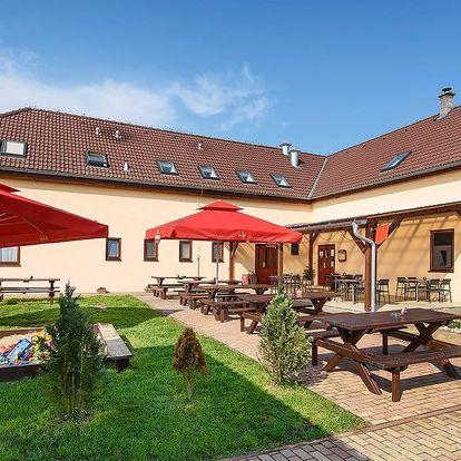 Relax pro dva na jihu Čech se snídaní i wellness