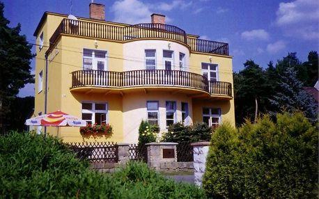 Máchovo jezero: Pension Fami Retro Design