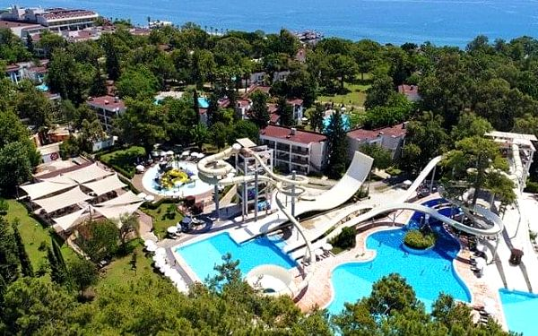 HOTEL SHERWOOD EXCLUSIVE KEMER, Kemer, Turecko, Kemer, letecky, all inclusive2