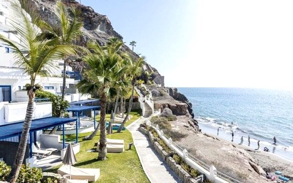 TUI BLUE Suite Princess, Gran Canaria, Kanárské ostrovy, Gran Canaria, letecky, polopenze5