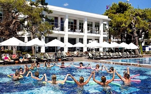 HOTEL SHERWOOD EXCLUSIVE KEMER, Kemer, Turecko, Kemer, letecky, all inclusive3