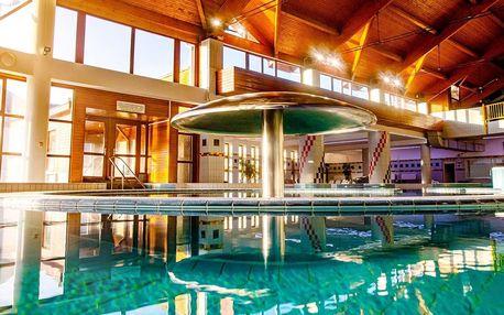 Wellness hotel Boni *** jen 200 m od lázní Zalakaros