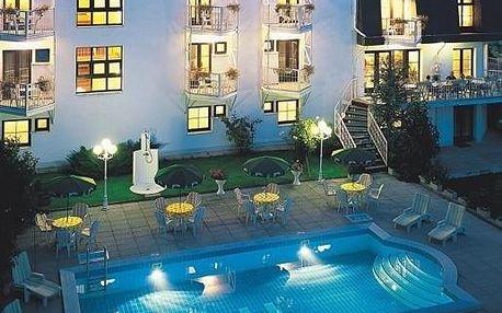 Praha a okolí: Hotel Monica