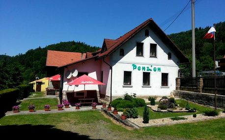 Český ráj: Pension Formanka