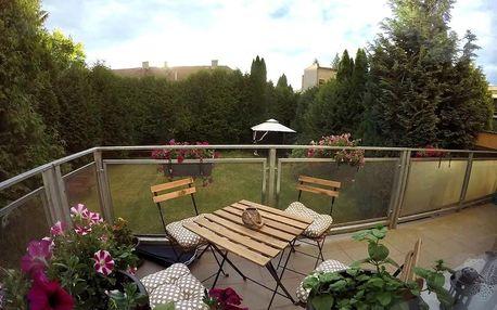 Olomouc, Olomoucký kraj: Apartmán s terasou