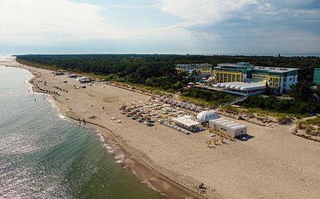 Polsko, Baltské moře: Hotel Bryza Resort & Spa