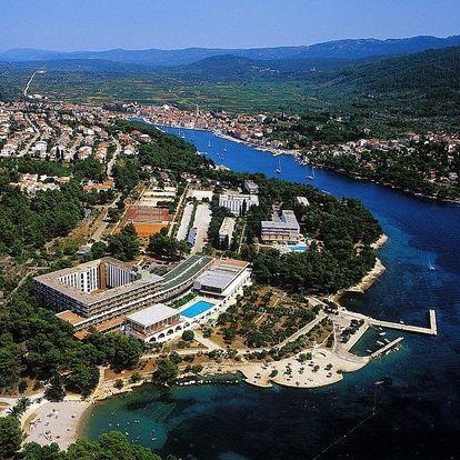 Chorvatsko - Hvar na 5-11 dnů, polopenze