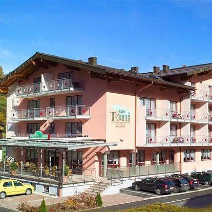Rakousko - Kaprun - Zell am See na 3-8 dnů, plná penze