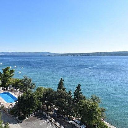 Chorvatsko - Crikvenica na 8-10 dnů, polopenze