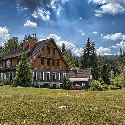 Jizerské hory: Hotel Perla Jizery