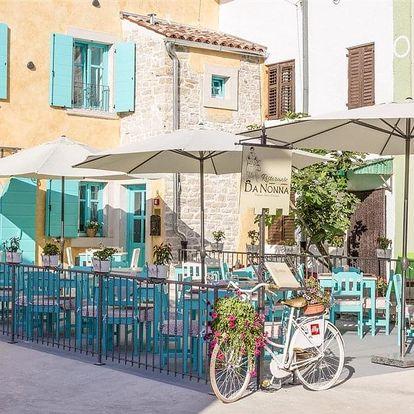 Chorvatsko - Istria na 8-15 dnů, snídaně v ceně