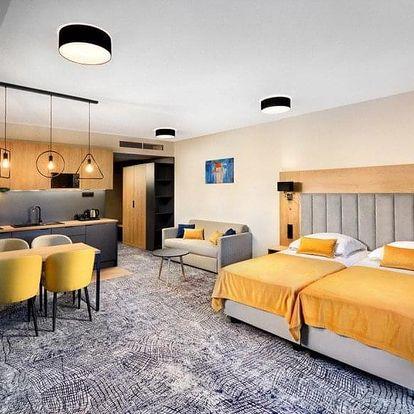 Pobyt v novém, moderním hotelu s neomezeným vstupem do Aquaparku Bešeňová