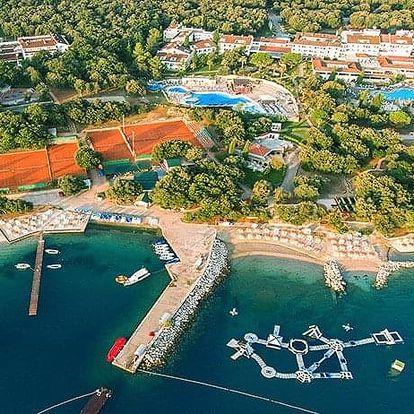 Chorvatsko - Lanterna na 4-15 dnů, all inclusive