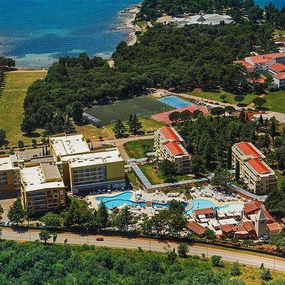 Chorvatsko - Umag na 4-12 dnů