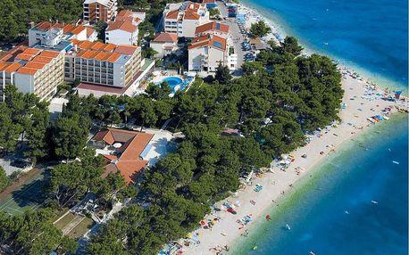 Chorvatsko - Baška Voda na 4-15 dnů