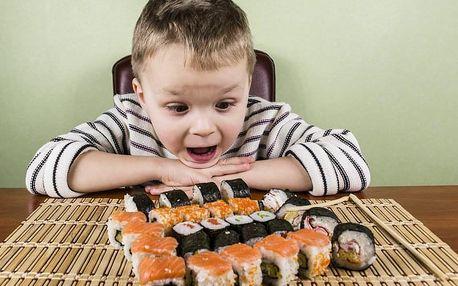 Kurz vaření pro děti: Příprava sushi