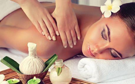 Lymfatická ruční masáž vybrané tělesné partie - 60 minut