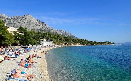 Chorvatsko - Baška Voda na 5-15 dnů