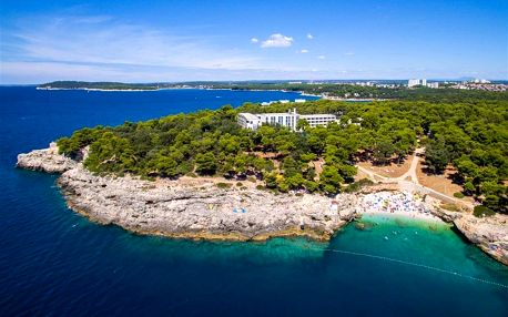 Chorvatsko - Pula na 4-11 dnů, polopenze