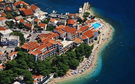 Chorvatsko - Podgora na 4-15 dnů