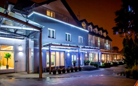 Polsko, Baltské moře: Hotel Jantar Wellness & Spa