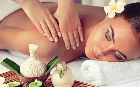 Dokonale účinná indická antistresová masáž
