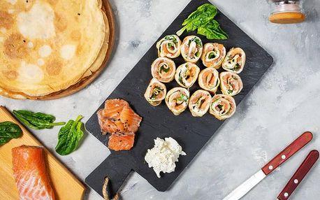 Kuchařský kurz: Fingerfood jednohubky