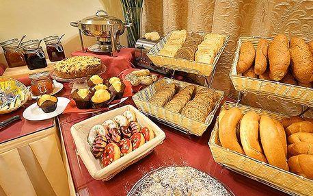 Pro dobré ráno: all you can eat snídaně na Andělu