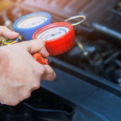 Servis a dezinfekce klimatizace ve vašem voze