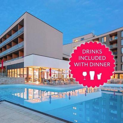 Chorvatsko, Poreč: Hotel Park Plava Laguna