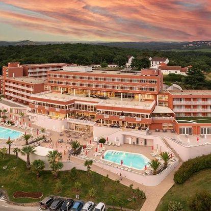 Chorvatsko, Poreč: Hotel Albatros Plava Laguna