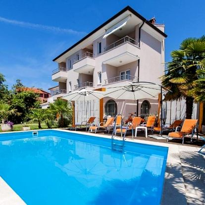 Chorvatsko, Rovinj: Villa Marea