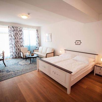 Jižní Morava: Hotelové Apartmá Černý Jezdec