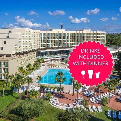 Chorvatsko, Poreč: Hotel Materada Plava Laguna
