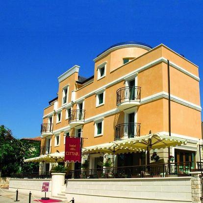 Chorvatsko, Novigrad: Hotel Villa Cittar