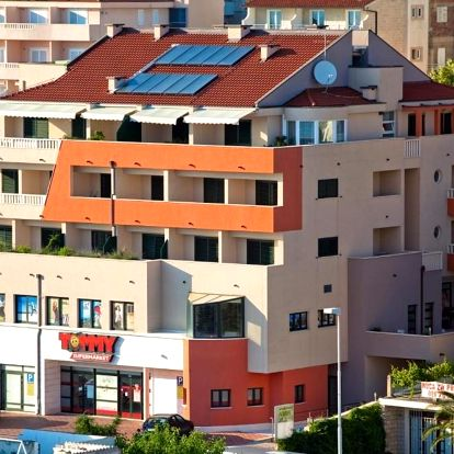 Chorvatsko, Makarská riviéra: Apartments Agava
