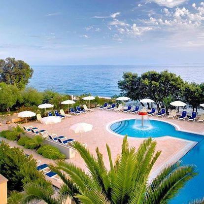 Chorvatsko, Pag: La Luna Hotel
