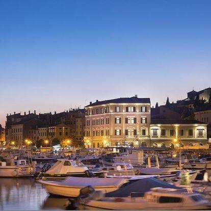 Chorvatsko, Rovinj: Hotel Adriatic