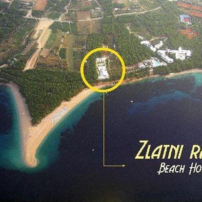 Chorvatsko, Brač: Zlatni Rat Beach Hotel