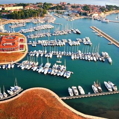 Chorvatsko, Novigrad: Apartments Nautica II