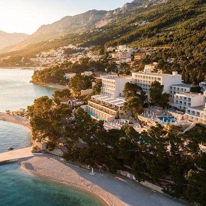 Chorvatsko, Makarská riviéra: Bluesun hotel Berulia